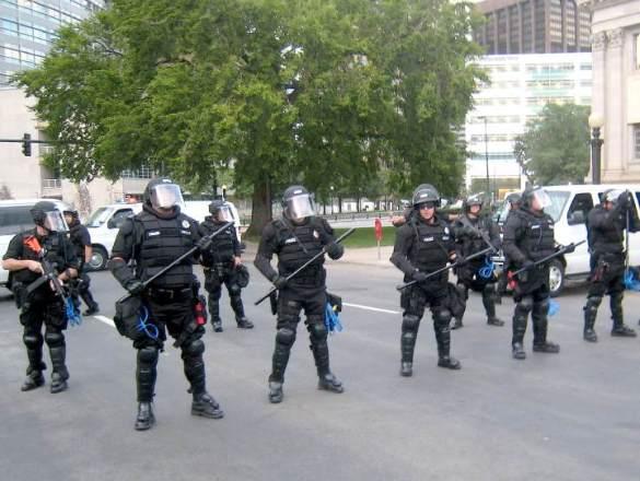 Denver cops