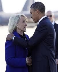 Obama and AZ gov